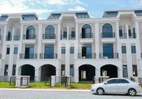 Sở hữu căn nhà phố trong khu đô thị đẳng cấp, đối diện khu hành chính mặt tiền QL1A, LH 0933674434