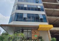 Cho thuê nhà phố căn góc Võ Chí Công, Tây Hồ 80m2 5T 1H MT 6m thông sàn thang máy nhà hàng 60 tr/th