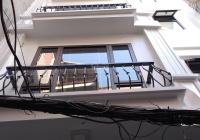 Chính chủ bán nhà DT 50m2 * 5T xây mới, ngõ 254 Minh Khai, 6 phòng ngủ, nhà cách mặt phố 20m