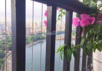 Siêu phẩm căn góc 82.25m2 view hồ Linh Đàm tại tòa HH1C. Full nội thất, giá cực kỳ yêu thương