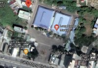 Bán lô đất mặt tiền kinh doanh đối diện chợ Long Hương, Bà Rịa