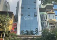 Bán nhà mặt đường Nguyễn Văn Huyên, Cầu Giấy 85m2 x 7T, 42 tỷ