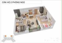 Chính chủ bán căn 2 PN toà S1 CC Sapphire Bến Đoan, Hạ Long. Diện tích 78m2 giá 2,4 tỷ, 0339611188