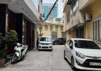 Bán biệt thự nhỏ xinh phố An Trạch, 100m2, 5 tầng, ô tô vào nhà. 12.5 tỷ