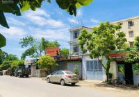 Đất ngã tư thị trấn Trạm Trôi, gần sát nhà thi đấu thể thao huyện Hoài Đức, Hà Nội