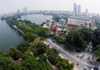 Cho thuê nhà mặt phố Trích Sài Hồ Tầy, DT 55m2 x 4 tầng, MT 6m, LH: 0987625181