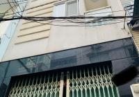 Bán nhà hẻm 4m thông Phạm Văn Chí, P7, Q6, 1 trệt 2 lầu đúc BTCT, 4,65 tỷ