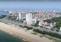 Bán gần 1000m2 đất biển đường Trương Pháp, TP Đồng Hới, ngay bãi tắm Nhật Lệ, trục biển đẹp nhất TP