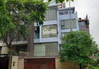 Cho thuê nhà lô góc 5 tầng có hầm MP Trần Kim Xuyến - Yên Hòa, DT 145m2, kinh doanh tốt giá 90tr/th