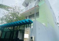 Nhà đường số 9 gần khu đô thị Vạn Phúc, DT 4.7x13m, 2 lầu, 3PN, 3WC, nhà xây kiên cố, sổ hồng riêng