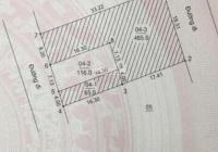Chính chủ bán 116m2 đất tái định cư tại Quyết Tiến - Vân Côn - Hoài Đức - Hà Nội