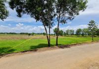 Đất vườn Củ Chi giá rẻ MT đường nhựa thông 1000m2 = 20x50m gần KDC, Tỉnh Lộ
