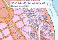 Đất sổ đỏ DIC giáp khu Oasia - Swan Bay - giá 22 tr/m2 (0919058451)