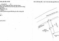 Bán nhanh 8 lô đất ngay tại Ngã Tư Quốc Tế thị trấn An Thới, Phú Quốc,  Kiên Giang - 0901 49 69 69