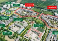 Độc quyền căn đẹp liền kề biệt thự Đặng Xá. Giá từ 66tr/m2 cực tốt trong thời điểm Gia Lâm lên quận