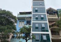 Cho thuê nhà riêng Nguyễn Xiển, 50 m2 x 7 tầng, thang máy, thông sàn, nhà mới xây xong