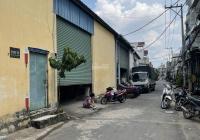 Cho thuê nhà xưởng hẻm 428/24 Chiến Lược - Bình Tân