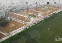 Mở bán lô góc 3 mặt tiền duy nhất và đẹp nhất tại dự án Sơn Đồng Center, Hoài Đức