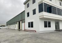 Cho thuê nhà xưởng 1800m2 tại Thạch Khôi, ngay Gia Lộc, Hải Dương