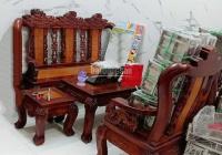 Cho thuê nhà 1 trệt 1 lửng KDC Quân Đội 2PN có máy lạnh giá 3 triệu 8