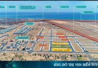 Dịch covid chính chủ bán cắt lỗ 5 lô khu đô thị ven biển - TTTP Tuy Hoà - cách bãi tắm Phú Lâm 200m