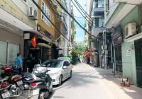 Bán nhà mặt ngõ 97 Văn Cao, Ba Đình 60m2 5 tầng ô tô tránh, kinh doanh 12.9 tỷ