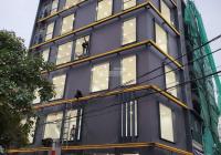 Cho thuê tòa nhà văn phòng mặt Võ Chí Công 6 tầng, 70m2, thang máy điều hòa full giá có 55tr/tháng