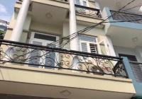 Chỉ hơn 7 tỷ, bán nhà khu Bàu Cát HXH đường Ba Vân, Trương Công Định, 4x11m, 2 lầu ST