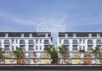 Bán lô shophouse mặt đường 40m - DT 73.2m2 - nhà xây 4 tầng mới tinh - giá 9,8 tỷ - hỗ trợ vay 0%