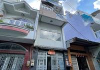 Nhà đẹp không có căn thứ 2, nhà 3 tầng kiên cố, 4 PN, 3 WC, nở hậu 14m, cách đường lớn 20m