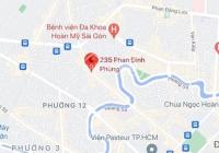 Bán 235 - 237 Phan Đình Phùng, DT: 7x20, hầm + 7 tầng + thang máy, 62 tỷ