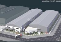 Chính chủ cho thuê nhà xưởng 1.1ha tại KCN Viglacera, Yên Mỹ, Hưng Yên