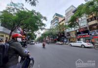 Cực hiếm bán nhà mặt phố Thái Hà 420m2 x 6T, mặt tiền 14m, cho thuê 600tr/tháng, chào 240 tỷ TL