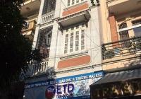 Cho thuê nhà ngõ 61 Lạc Trung, DT 60m2 x 4 tầng, mặt tiền 5m, ngõ ô tô tải quay đầu, riêng biệt