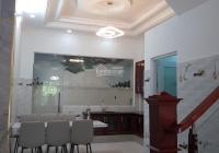 Nhà phố khu dân cư Sài Gòn Mới đường 10m trệt 2 lầu sân thượng
