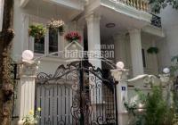 Bán nhà Vĩnh Phúc, Ba Đình, 110m2, 4 tầng, mặt tiền 7.5m, giá 21.5 tỷ