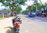 Bán lô đất góc 2 mặt tiền kinh doanh đường nhựa rộng 16m và 13m thuộc TĐC Đất Lành - Vĩnh Thái