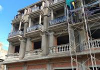 Nhà phố thương mại mặt tiền đường Ngô Quyền - Bình Minh, Vĩnh Long, nhà lồng chợ 4000m2 lớn nhất TX
