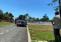 Bán lô đất 2 mặt thoáng gần đường 420, TĐC Bình Yên và khu CNC