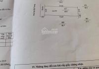 Cần bán gấp nhà 3 tầng mặt phố Hai Bà Trưng 58.8 m2 mặt tiền 4,2m, giá 4 tỷ 950 triệu