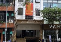 Cho thuê mặt bằng làm quán cafe trong tòa nhà văn phòng, dịch vụ tại mặt phố Hoàng Cầu, view hồ