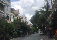 Bán nhà 2 mặt tiền trước sau đường C18, P12, Tân Bình. DT 4 x 20m, giá 16,5 tỷ