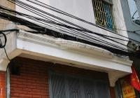 Cần bán nhà phố Nguyễn Khoái - HBT - HN - 4 tầng