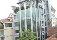Cho thuê văn phòng hạng B 100m2 - 180m2 - 360m2 mặt phố 57 Trần Quốc Toản quận Hoàn Kiếm