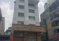 Bán tòa nhà văn phòng 2MT Trần Hưng Đạo, P3, Q5 10x 25m, hầm, 9 lầu HĐ thuê 450tr/ tháng. 133 tỷ TL