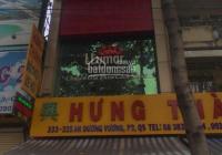 Bán nhà MT 390 đường An Dương Vương, Phường 4, Q5, DT 5 x 20m, CN 100m2, 4 lầu giá 54 tỷ TL