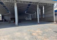 Cho thuê kho xưởng 1600m2, khuôn viên 2000m2 tại Thuận An, Bình Dương