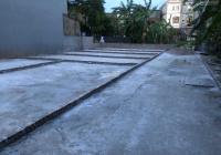 Bán đất Nam Đuống phân lô, đường asphalt giải nhựa có vỉa hè