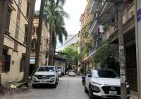 Chủ nhà có việc cần bán nhà 7 tầng mặt ngõ phố Vũ Hữu, Thanh Xuân - lô góc 2 mặt thoáng