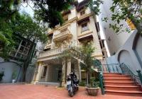 Cho thuê nhà phố Tô Ngọc Vân 300m (xây dựng 180m2 x 5 tầng) MT 10m, có sân vườn, 100 triệu/tháng